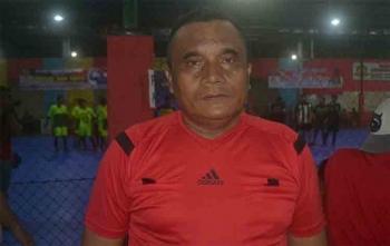 Sugeng Wahono, wasit futsal C2 PSSI Kalteng
