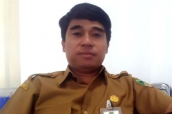 Kepala Bidang Tata Kota Dinas PUPR Kabupaten Barito Utara Simamoraturahman.