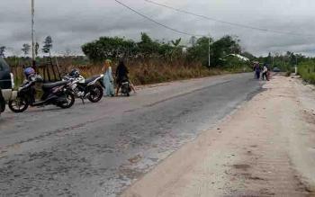 Desa Pudu, Kecamatan Sukamara.