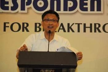 Kepala Perwakilan Bank Indoensia Kalimantan Tengah, Wuryanto.