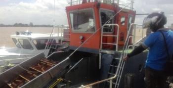 kapal danum barsih,