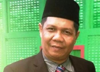 Pelaksana Tugas Kepala Badan Penanggulangan Bencana Kalteng Darliansjah.