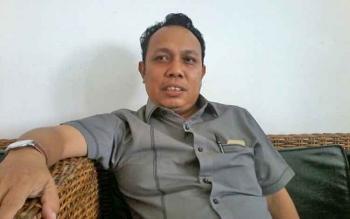 Ketua DPD Golkar Katingan yang juga Wakil Ketua II DPRD Katingan Alfujiansyah