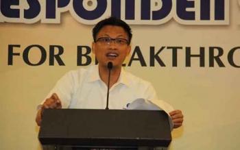 Kepala Perwakilan Bank Indonesia Kalimantan Tengah, Wuryanto
