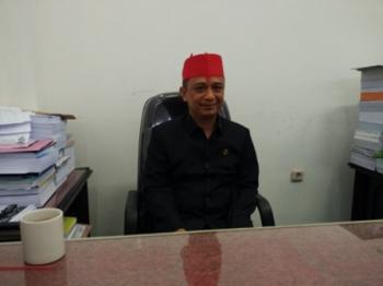 Anggota DPRD Barito Utara Taufik Nugraha.\\r\\n