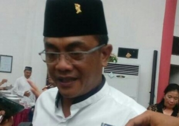Ketua DPRD Kota Palangka Raya, Sigit K Yunianto.