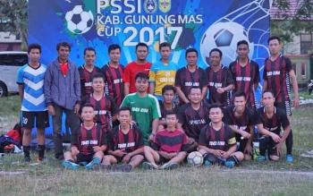 Tim Spartak salah satu tim yang lolos ke babak semifinal PSSI Cup 2017.