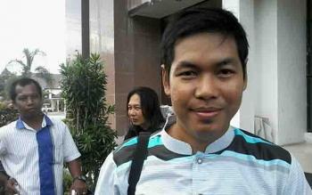 Ketua Himpunan Pemuda Katingan, Nirwansyah.