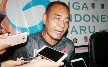 Asisten Pelatih Kalteng Putra, Parlin Siagian