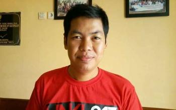 Ketua Hapakat Kabupaten Katingan, Nirwansyah.