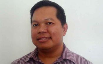 Ketua DPC PDI-P Kabupaten Kapaus Yohanes,ST