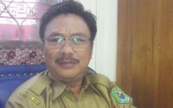 Kepala Dinas Kesehatan Kabupaten Kapuas Apendi,M Kes,MM.