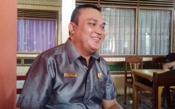 Ketua Fraksi Demokrat DPRD Kotim, Dani Rakhman