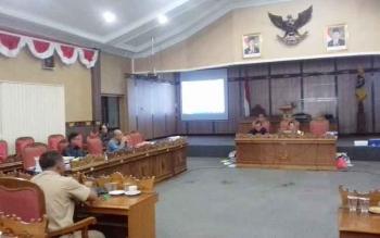 Komisi I DPRD Kotim melakukan pembahasan dengan mitra kerja mereka.