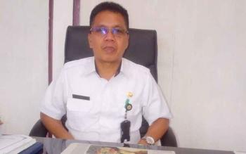 Kepala Dinas Perdagangan Koperasi dan UKM Barsel, Dekma.