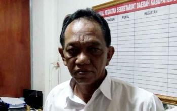 Kepala Dinas Pemuda Olahraga Pariwisata dan Kebudayaan (Disporaparbud) Barsel, Raden Sudarto