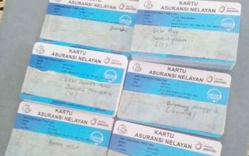 Kartu asuransi nelayan dari Jasindo