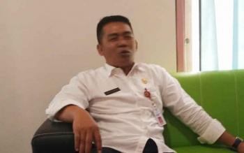 Kepala Dinas Ketahanan Pangan dan Perikanan Kabupaten Barito Utara, Iwan Rusdani