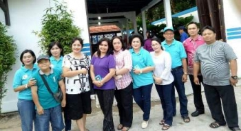 Wakil Bupati Lepas Kontingen Pesparawi Barito Selatan