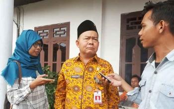 Kepala Badan Pengelolaan Pendapatan Daerah Kabupaten Kotawaringin Timur, Marjuki.