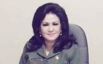 Wakil Bupati Barsel, Satya Titiek Atyani Djoedir