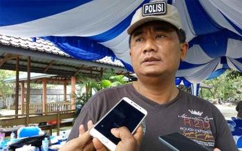 Direktur Reserse Kriminal Umum Polda Kalteng, Kombes Pol Ignatius Agung Prasetyoko
