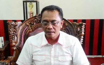 Ketua KONI Kota Palangka Raya, Sigit K Yunianto.