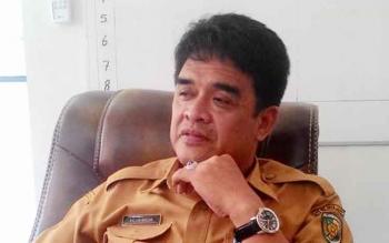 Kepala Dinas Perumahan Rakyat dan Kawasan Pemukiman (Disperkim) Kota Palangka Raya, Rojikinnor.