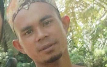 ASP alias I terduga pembunuh bidan cantik ini berhasil ditangkap di Sintang, Kalbar oleh Buser Polres Kotawaringin Barat, Sabtu (16/9/2017)