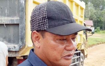 Anggota DPRD Kabupaten Gunung Mas (Gumas) Untung Jaya Bangas