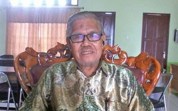 Ketua FKUB Kabupaten Katingan, Abdul Azis.