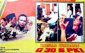 30 September, Kodim 1014 Pangkalan Bun Gelar Nonton Film Pengkhianatan G30S PKI