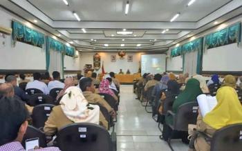 Rapat Koordinasi Kotim Menjadi Kota Layak Anak