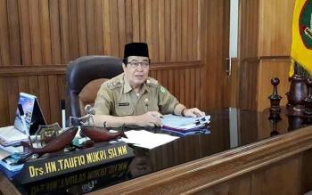 Wakil Bupati Kotim, Taufiq Mukri