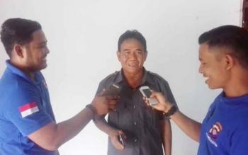 Ketua Fraksi Hatinurani-Kebangkitan H Abdul Khalik.