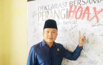 Anggota Banmus DPRD Kotim, Dadang H Syamsu.