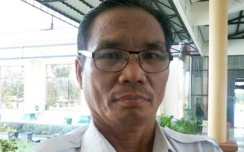 Kepala Badan Kepegawaian Pendidikan dan Pelatihan (BKPP) Kabupaten Katingan M Hasrun