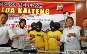 Dua Korban Perdagangan Orang Terjerumus Akibat Rayuan