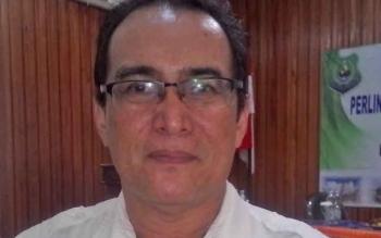 Anjono Bhakti Djoedir Kepala Dinas Pertanian Kabupaten Kapuas.