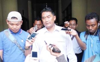 Direktur Reserse Kriminal Umum Polda Kalteng, Kombes Pol Ignatius Agung Prasetyoko.