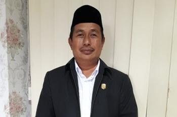 Wakil Ketua ll DPRD Kabupaten Murung Raya Rejikinoor.