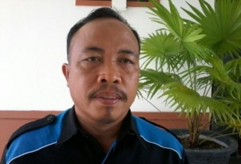 Direktur PDAM Kabupaten Katingan, Edi Rahmad Sosiawan