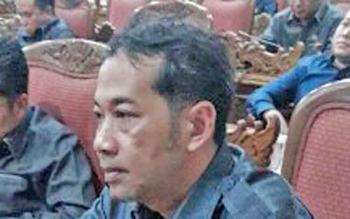 Ketua Komisi I DPRD Kotim Handoyo J Wibowo.