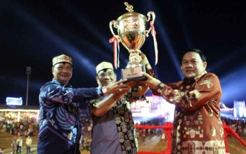Kontingen Palangka Raya Berhasil Pertahankan Gelar Juara Umum Pesparawi Tingkat Provinsi Kalteng