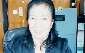 Anggota Komisi A DPRD Kota Palangka Raya, Anna Agustina Elsye