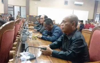 Anggota Komisi I DPRD Kotim, Agus Seruyantara