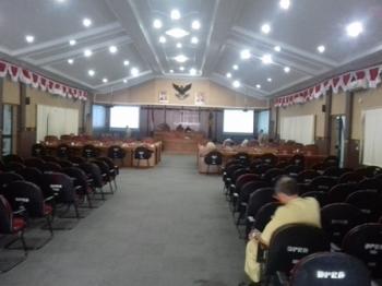 Hari Ini Rapat Finalisasi RAPBD Perubahan 2017