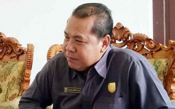 Wakil Ketua DPRD Gumas, Punding S Merang.