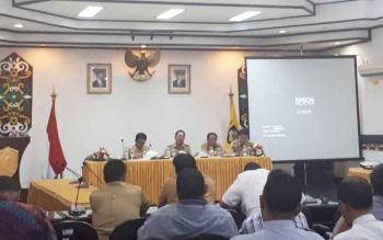 Rapat koordinasi forum CSR Kotim