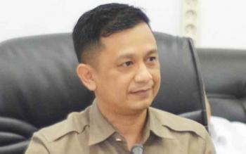 Anggota DPRD Barito Utara, Taufik Nugraha.